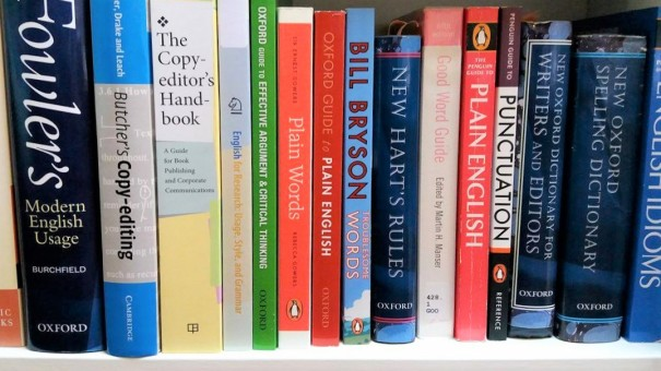 Laura's reference books