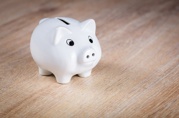 A picture of a piggybank